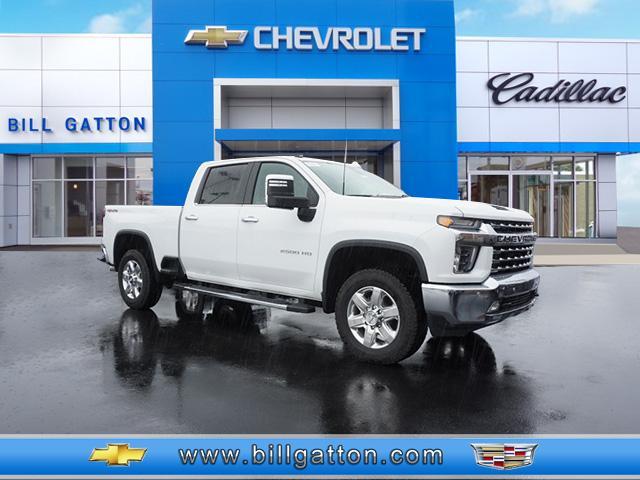 2020 Chevrolet Silverado 2500HD LTZ Truck Crew Cab