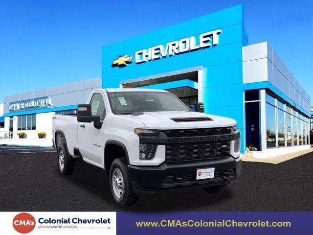 2020 Chevrolet Silverado 2500HD Work Truck Regular Cab Pickup