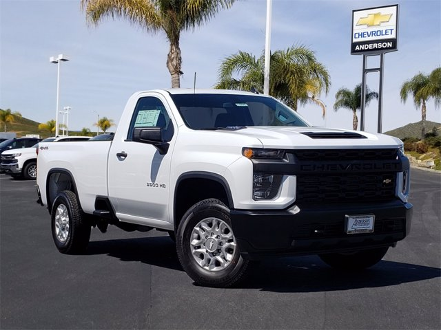 New 2020 Chevrolet Silverado 3500 HD WT