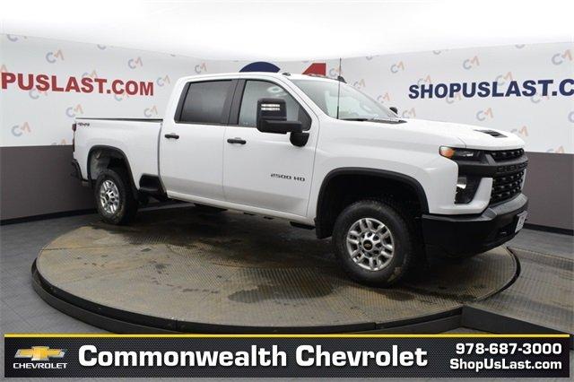 2020 Chevrolet Silverado 2500 HD WT