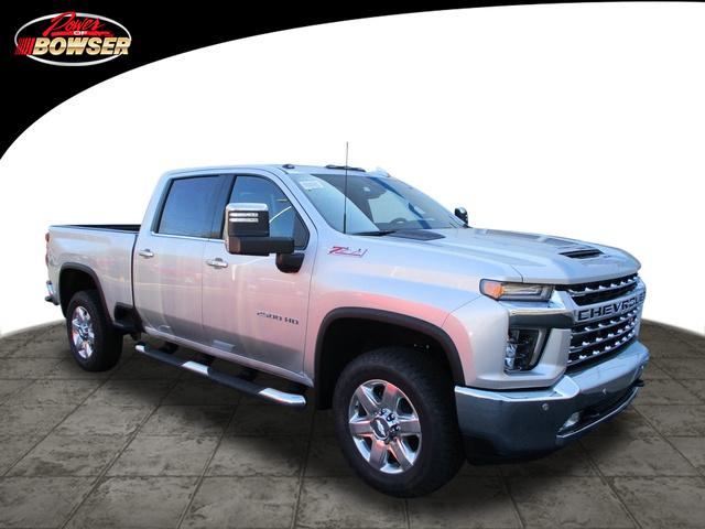 New 2020 Chevrolet Silverado 2500 HD LTZ
