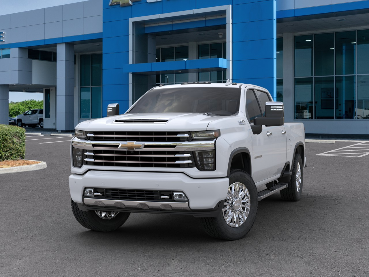 New 2020 Chevrolet Silverado 2500 HD High Country FOUR WHEEL DRIVE Crew Cab