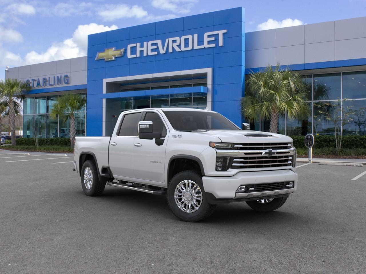 New 2020 Chevrolet Silverado 2500 HD High Country