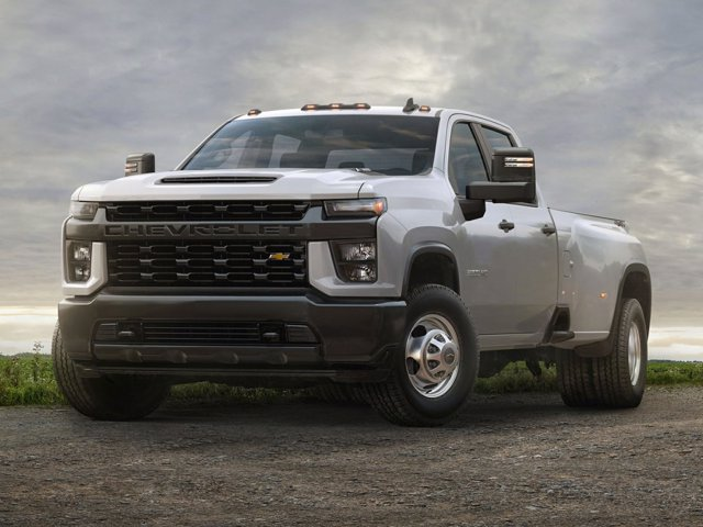 New 2020 Chevrolet Silverado 3500 HD LTZ Four Wheel Drive Crew Cab