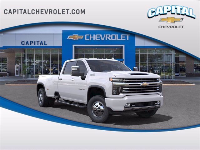 2021 Chevrolet Silverado 3500 HD High Country DRW