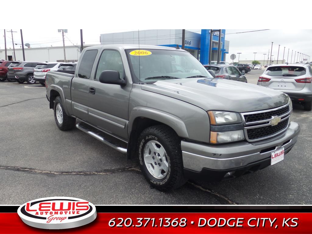 2006 Chevrolet Silverado 1500 LT3 Truck