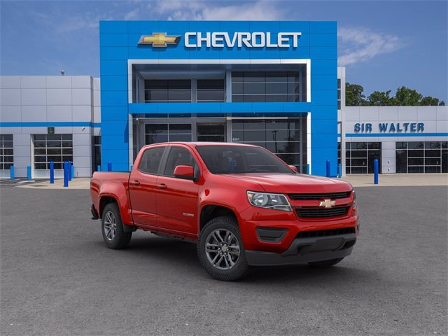 New 2020 Chevrolet Colorado WT Truck in Raleigh, NC