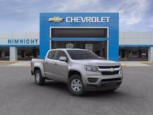 2020 Chevrolet Colorado WT