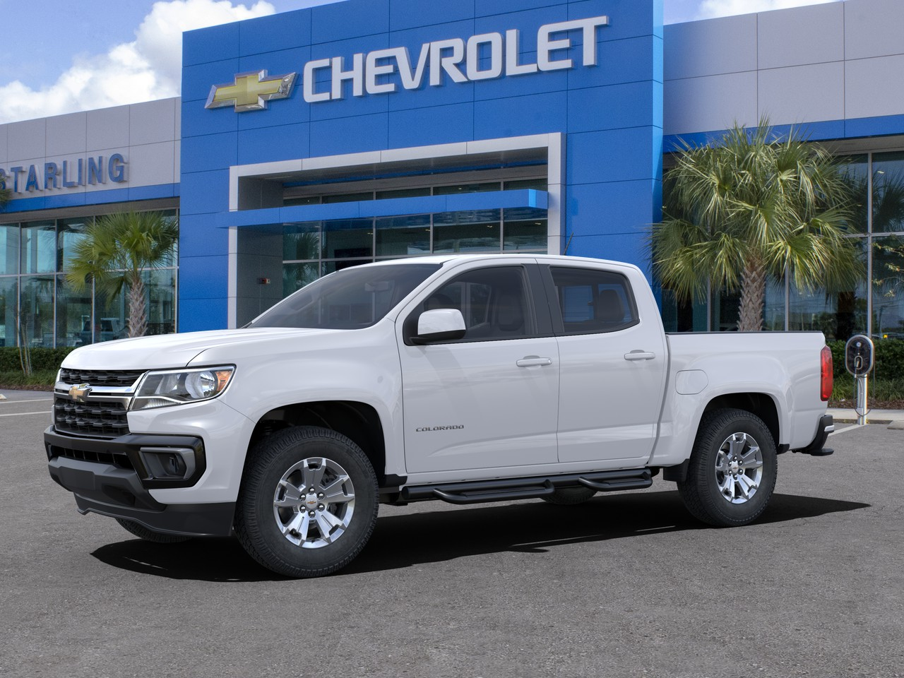 New 2021 Chevrolet Colorado LT