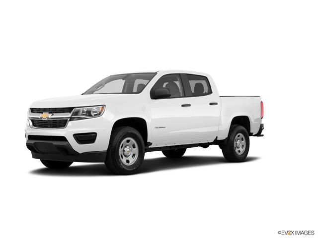 2020 Chevrolet Colorado 2WD LT Crew Cab Pickup