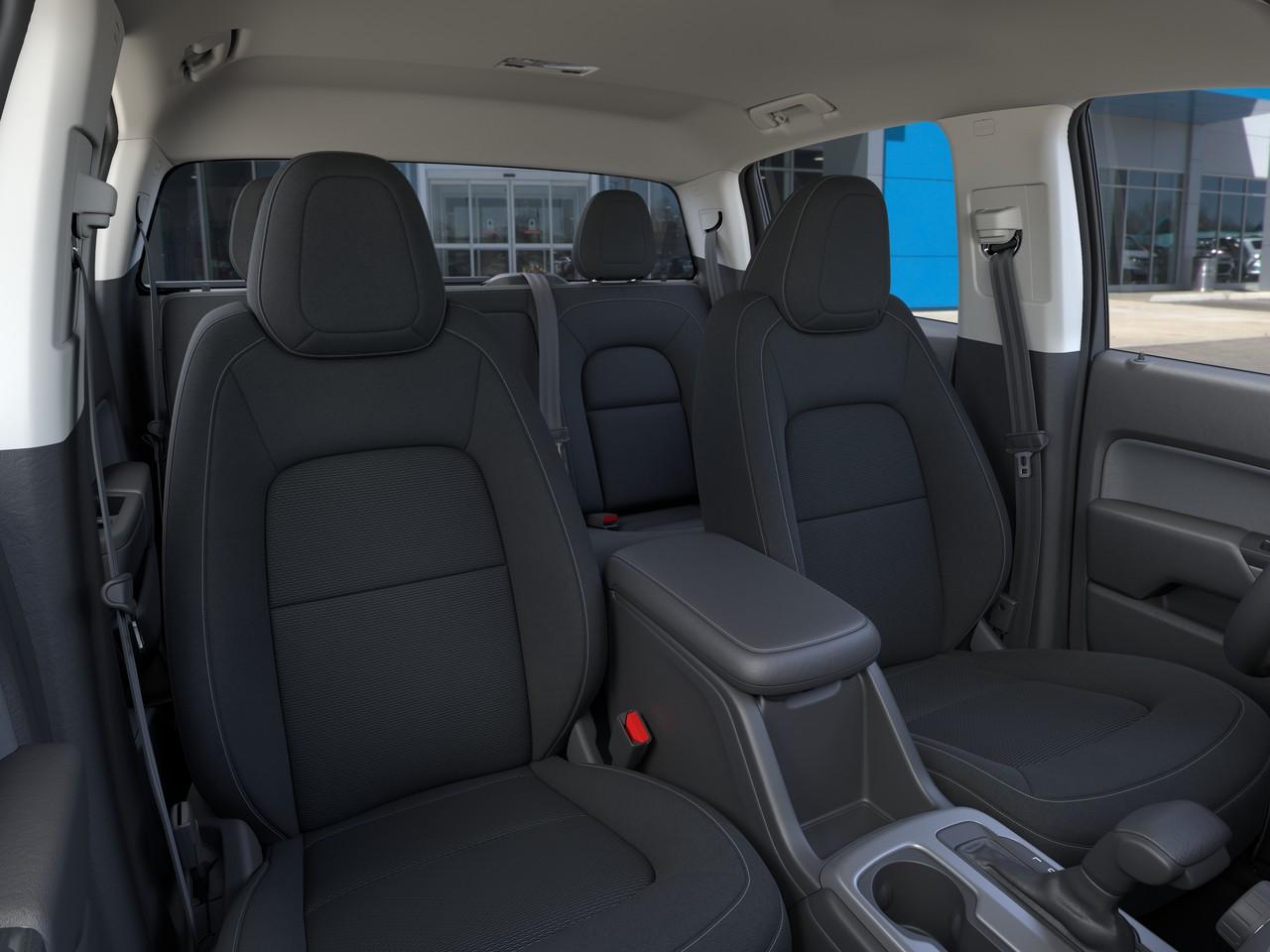 New 2020 Chevrolet Colorado LT