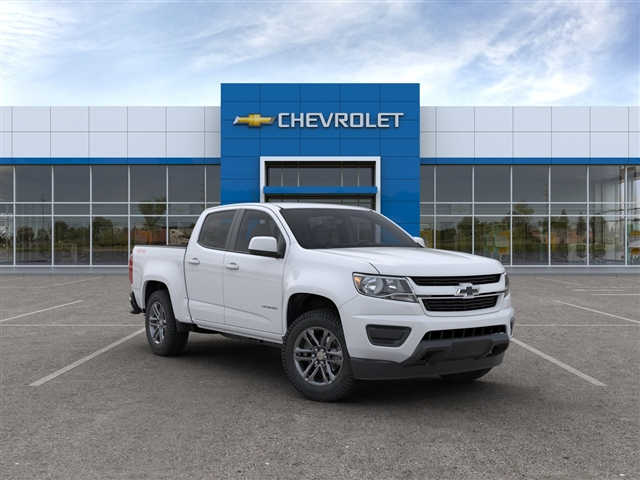 2020 Chevrolet Colorado WT