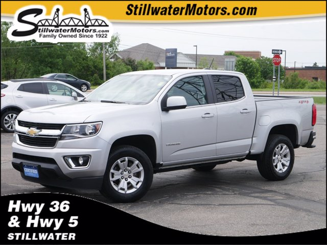 2017 Chevrolet Colorado 4WD LT Crew Cab Pickup