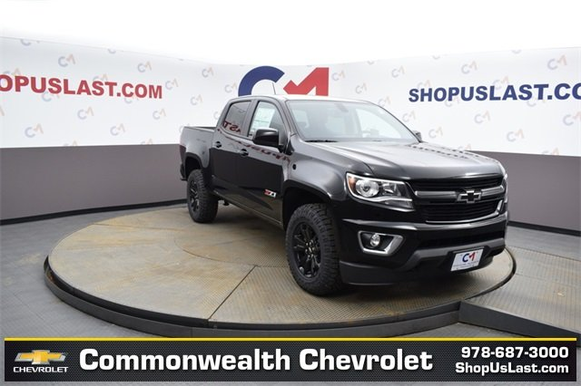 New 2020 Chevrolet Colorado Z71 Four Wheel Drive Crew Cab