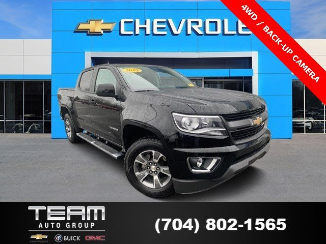 2019 Chevrolet Colorado 4WD Z71 Truck
