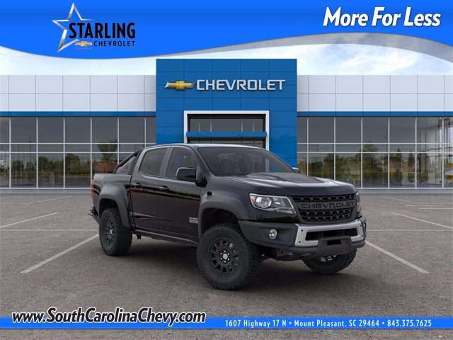 New 2020 Chevrolet Colorado ZR2