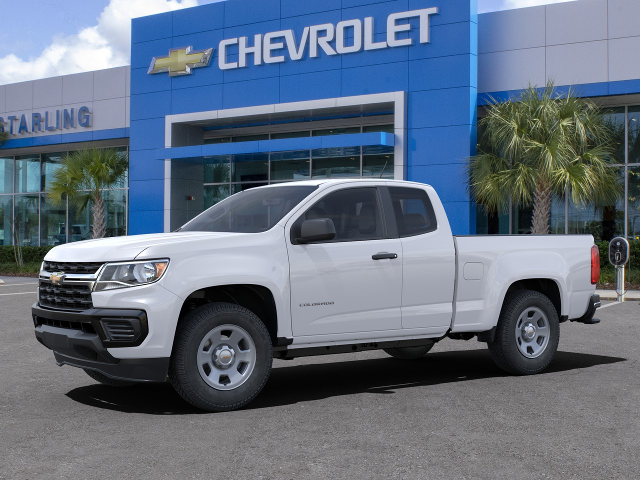New 2021 Chevrolet Colorado WT