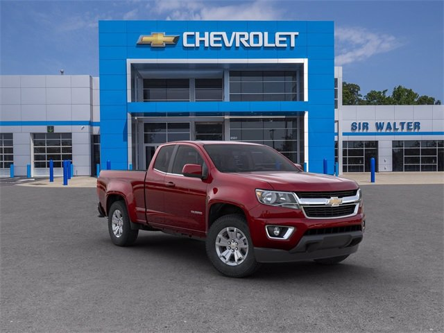 New 2020 Chevrolet Colorado LT Truck in Raleigh, NC