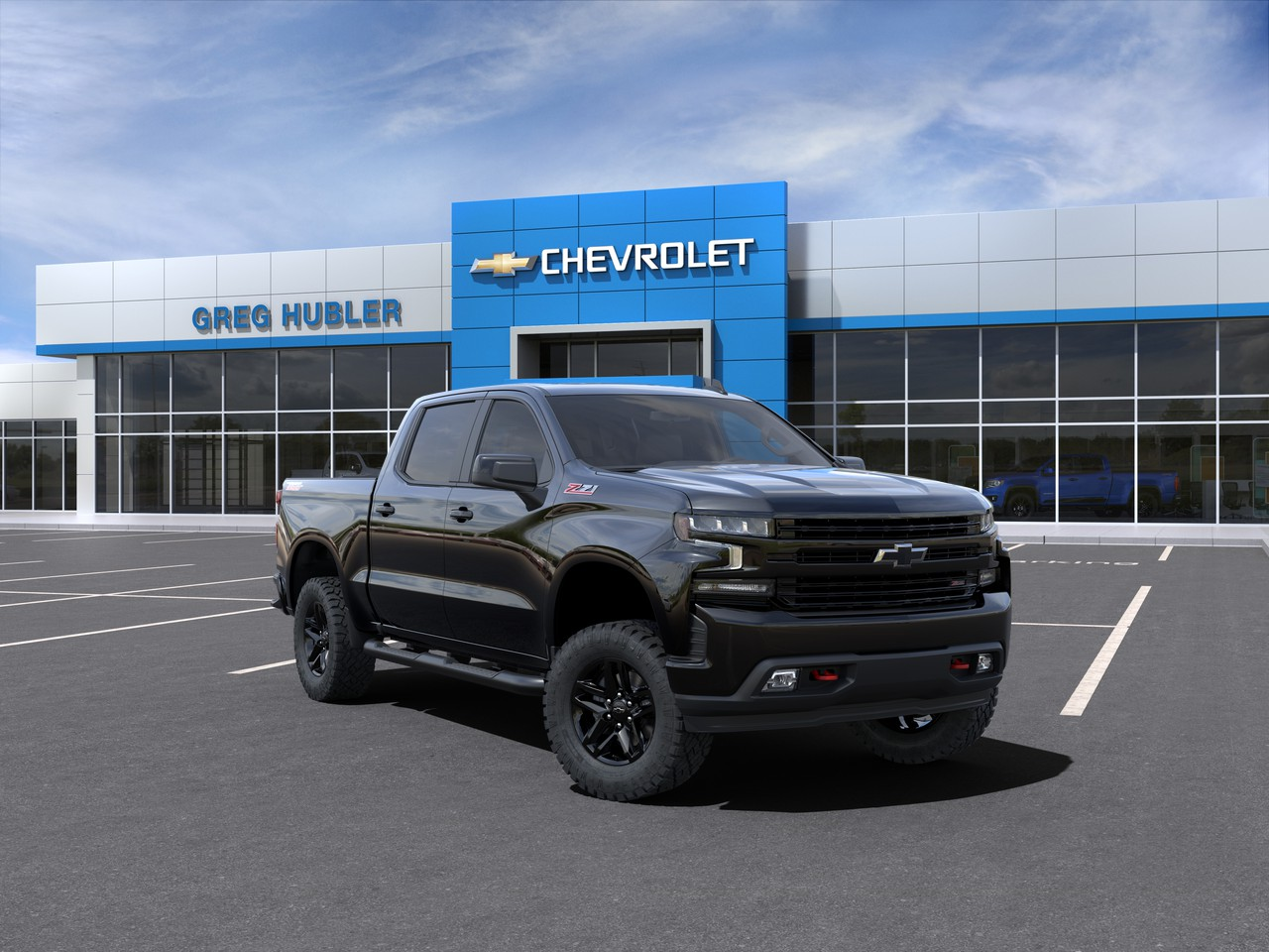 New 2021 Chevrolet Silverado 1500 LT Trail Boss FOUR WHEEL DRIVE Crew Cab
