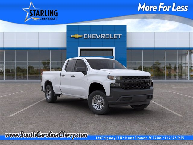New 2020 Chevrolet Silverado 1500 WT