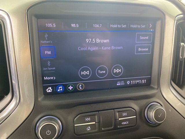 Certified Pre-Owned 2020 Chevrolet Silverado 1500 LT