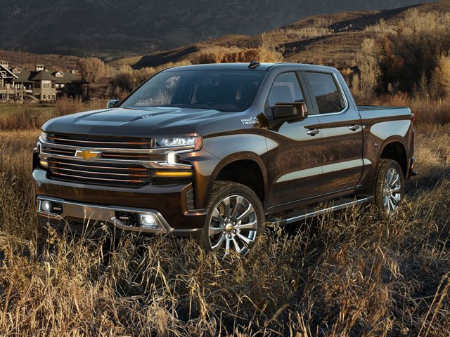 New 2020 Chevrolet Silverado 1500 RST Four Wheel Drive Double Cab