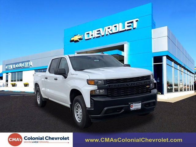 2020 Chevrolet Silverado 1500 Work Truck Crew Cab Pickup