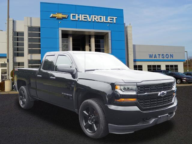 Certified Pre-Owned 2017 Chevrolet Silverado 1500 Work Truck