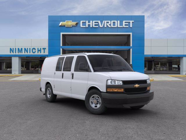 New 2020 Chevrolet Express Cargo 2500 WT Rear Wheel Drive Regular Wheelbase