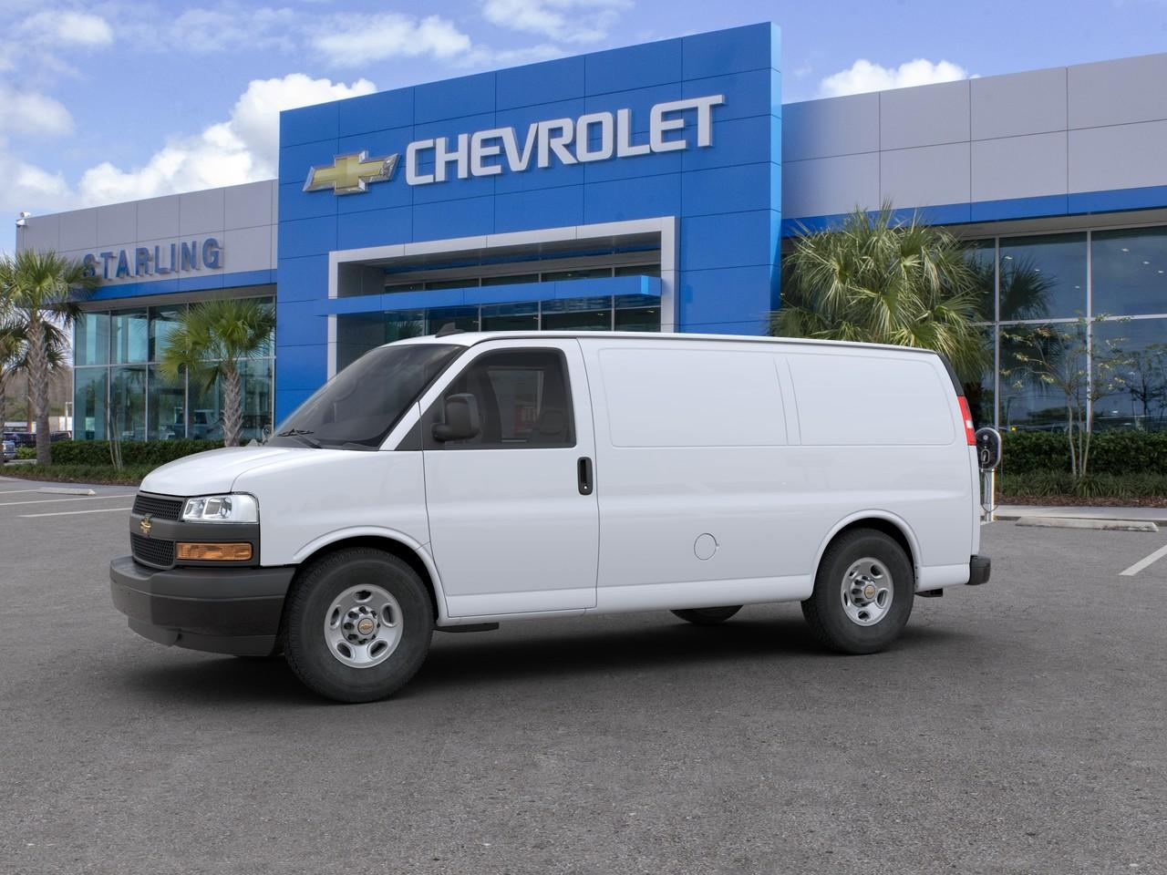 New 2020 Chevrolet Express Cargo 2500 WT