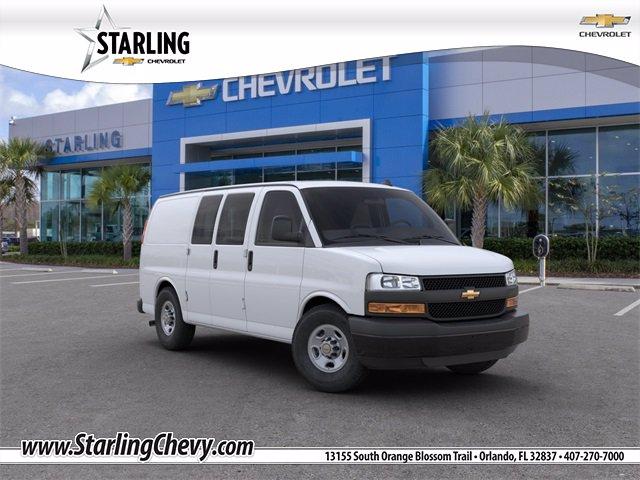 New 2020 Chevrolet Express Cargo 2500 WT Rear Wheel Drive Regular Wheelbase