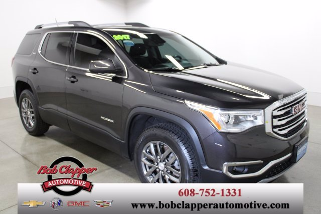 Certified Pre-Owned 2017 GMC Acadia SLT AWD