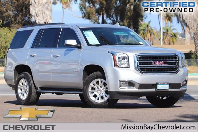 Certified Pre-Owned 2017 GMC Yukon SLE