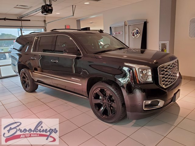 Pre-Owned 2018 GMC Yukon XL Denali Four Wheel Drive SUV