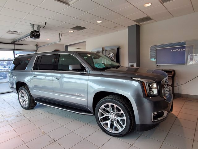 New 2020 GMC Yukon XL Denali Four Wheel Drive SUV