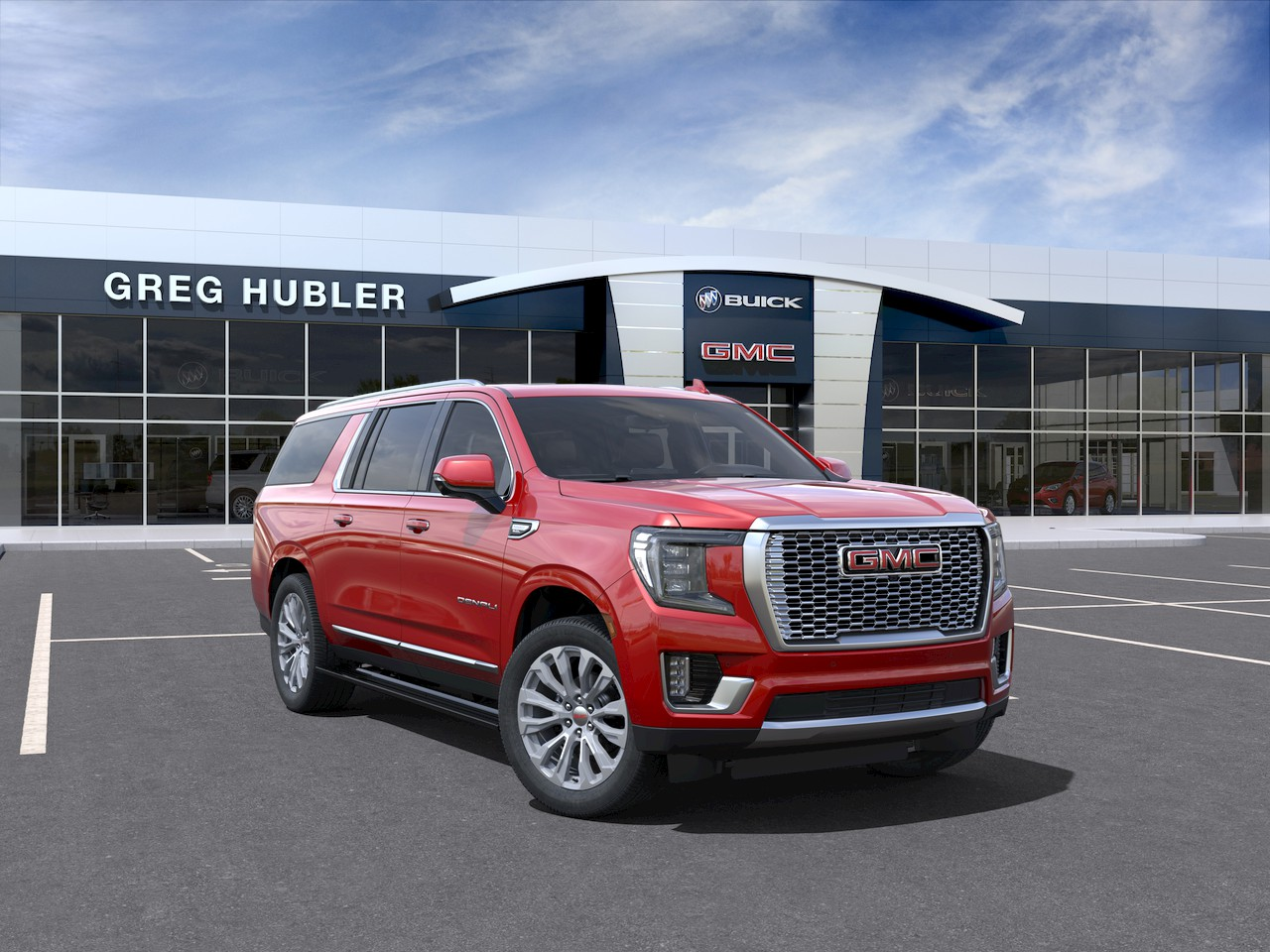 New 2021 GMC Yukon XL Denali