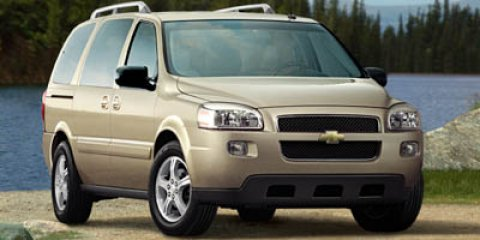 Pre-Owned 2006 Chevrolet Uplander LS Fleet