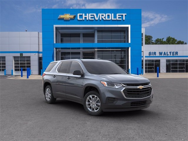 2020 Chevrolet Traverse LS Crossover