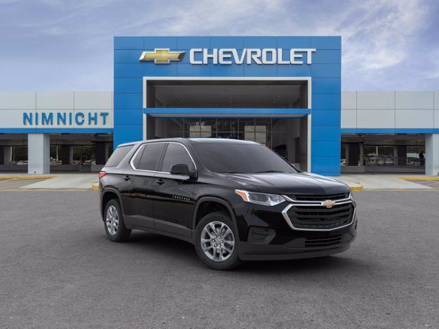 New 2020 Chevrolet Traverse LS Front Wheel Drive Crossover