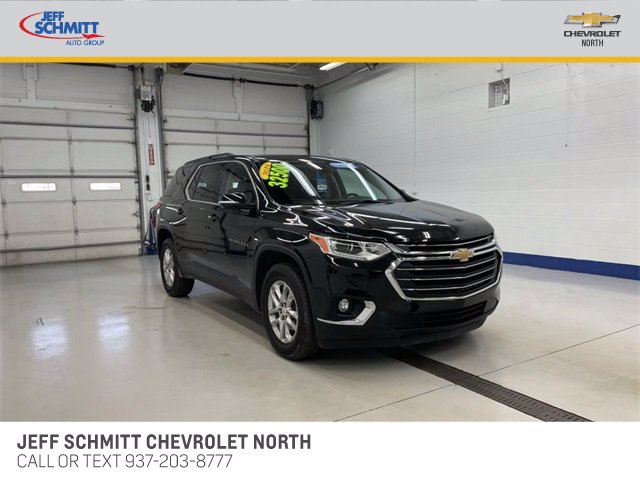 Pre-Owned 2019 Chevrolet Traverse LT Cloth NA SUV