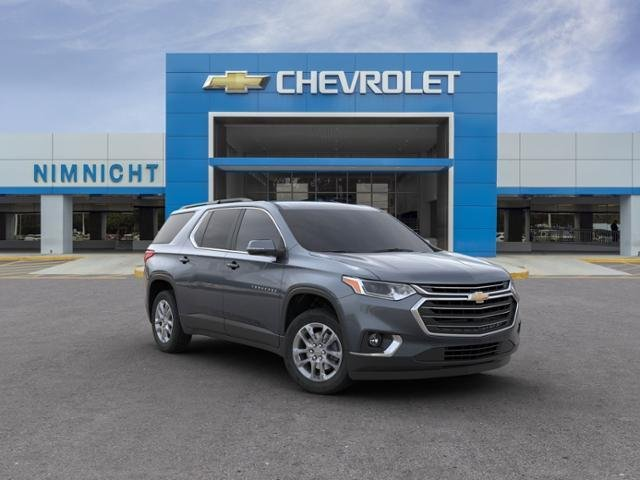 New 2020 Chevrolet Traverse LT Cloth Front Wheel Drive Crossover