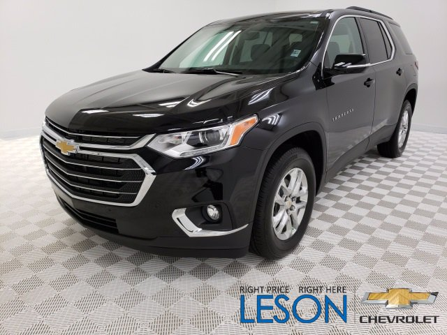 New 2020 Chevrolet Traverse LT Cloth Front Wheel Drive SUV