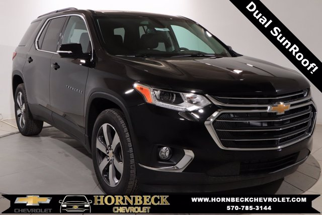2020 Chevrolet Traverse LT Leather Crossover