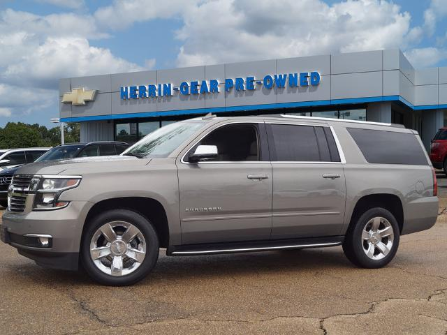Pre-Owned 2018 Chevrolet Suburban Premier RWD SUV