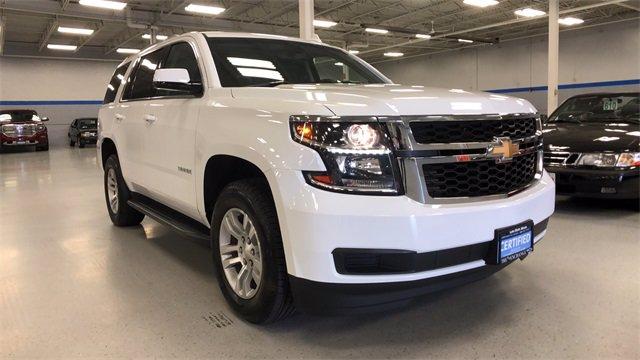2018 Chevrolet Tahoe LS