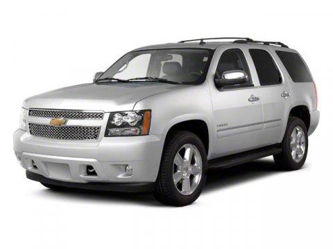2013 Chevrolet Tahoe LTZ Sport Utility