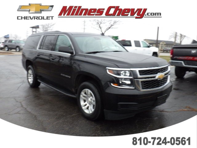 Certified Pre-Owned 2019 Chevrolet Suburban LT 4WD SUV