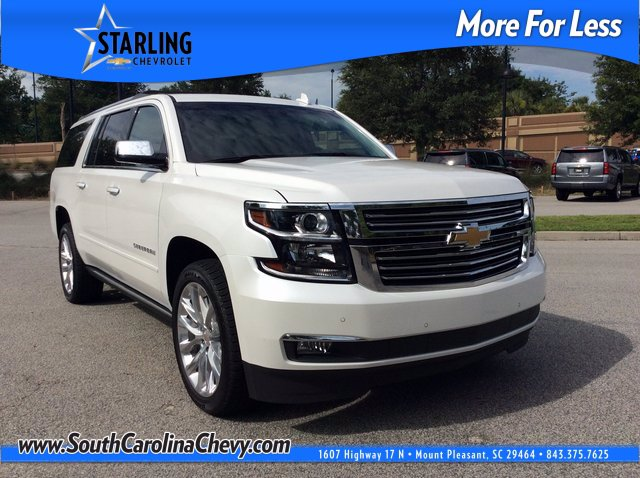Certified Pre-Owned 2019 Chevrolet Suburban Premier 4WD SUV
