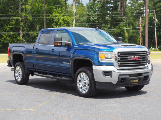 2018 GMC Sierra 2500 HD SLE