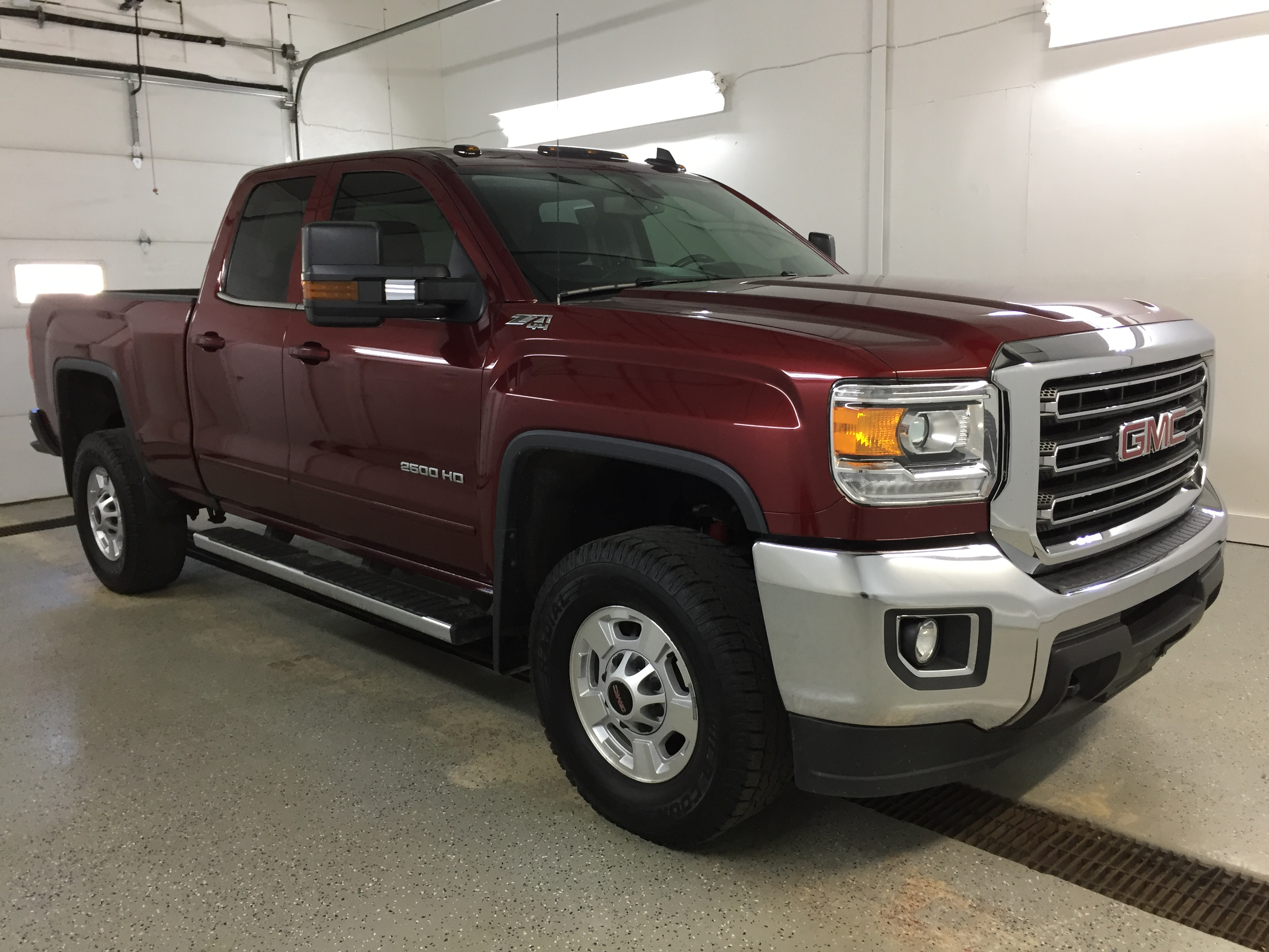 2016 GMC Sierra 2500 HD SLE